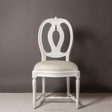 Gustavian Laurine Sidechair