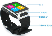 Hot sale Android bluetooth smart watch phone support 2G GSM phone call