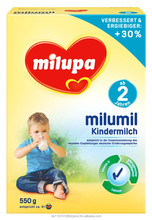 Milupa Milumil 2 + 550 g crianças fortificado leite em pó