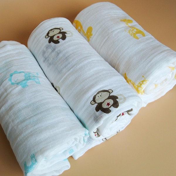 New-Arrival-Muslin-Swaddling-Blankets-Bleached-Muslin-Baby-Muslin-Cloths-Cartoon-Print-Muslin-Blankets-Size-110cm.jpg