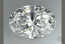 GIA Certified 1.00carat IF G-Color Oval Cut Natural Loose Diamond
