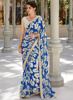 Printed Sarees For Casual Wear By Shree Exports