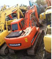 Used Doosan 150-7 crawler excavator in good condition