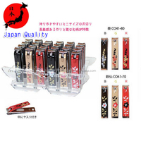 Low-cost and Popular floral kimono style clipper with catcher at reasonable prices small lot order available