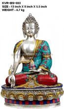 Anitque Bronze Gautam Buddha Murti