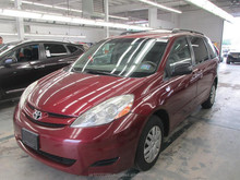 LHD Used 2007 Toyota Sienna CE 3.5L FWD