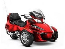 Promo sales for 2015 CAN-AM Spyder RT Limited SE6 Motorcycles