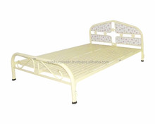 Metal beds suppliers in Vietnam, Single bed, Size, 5 feet (5'), Qui Phuc Furniture