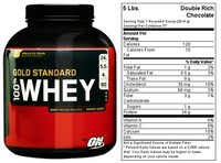 Optimum Nutrition 100% Whey Gold Standard Protein, Key Lime Pie