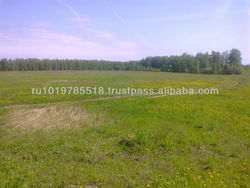 Land for construction and farm land
