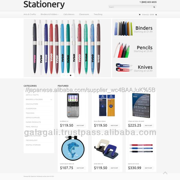 オンライン製品販売ウェブサイトデザイン用magentoでseoサービス& webホスティング