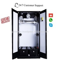 Hydroponic gardening system greenhouse cabinet box indoor Agricultural green home