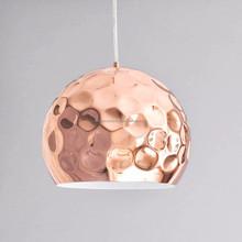Copper Shade Pendant Lamp