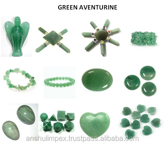 Green Aventurine 1