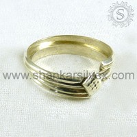 Hot Selling Silver Jewelry, Wholesale Supplier and Manufacturer of 925 Sterling Silver Rings Jewelry RNPS1119-2