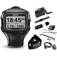 Forerunner 910XT Triathalon Bundle with Premium Heart Rate Monitor