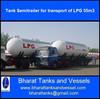 Tank Semitrailer for transport of LPG 55m3