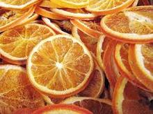 Dry lemon fruits