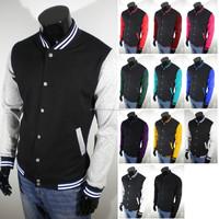wholesale plain varsity jackets