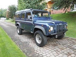 Used Land Rover Defender 110 Station Wagon - Left Hand Drive - Stock no: 13469