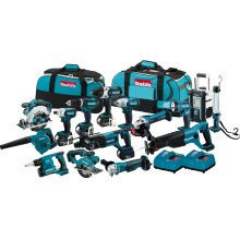 New Original DISCOUNT for Makita LXT1500 18V LXT Lithium-Ion 15-Piece Combo Kit