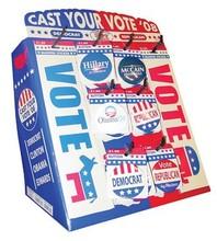ELECTION EASEL KIT 08 #085769