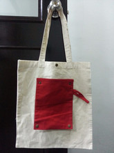 Ready make canvas bag