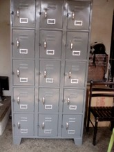 Office Lockers With Individual Lock