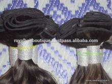 cabelo indiano virgem cabelo remy grau e material do cabelo humano