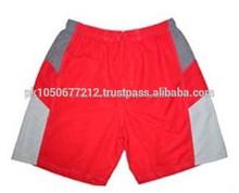 Los hombres corto, estilo de carga, dos de diseño de color personalizado y diseño fresco, corto en blanco para los hombres