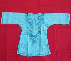 kids cotton kurtis & tunics indian online