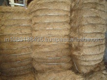Natural Coconut Coir Fibre Bales Exporter from Pollachi !! Enquire Now !!