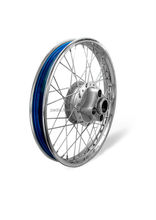 Steel Complete Wheel for Motorcycle CG125 Size 1.40*18 For Iraq Market