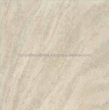 60x60 Double loading marble look style selections polished porcelain tile