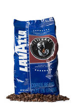 Lavazza Tiera 1 kg beans coffee....Ground coffee and grain.
