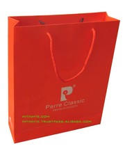 customized paper bag, paper bag with logo printing