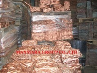 Millbery Copper Scrap 99.9% Purity