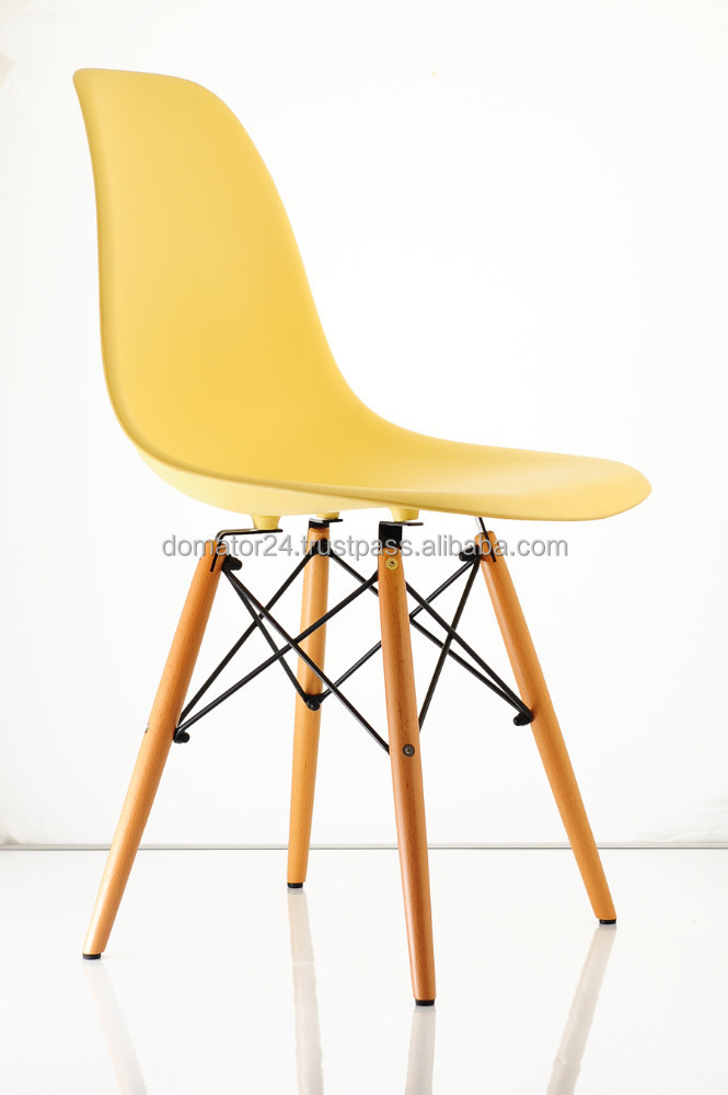 Wood Dining Chair Seat Replacement Wholesale In China  : Modern chair beige vanilla seat wood legs from donalddaedalus.com size 665 x 1000 jpeg 73kB