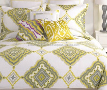 2015 new products bed cover/bedding set luxury/bed sheet brands