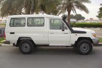 Toyota land cruiser Hardtop hzj78