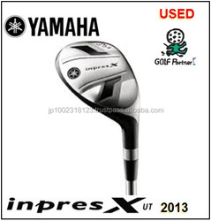 Cost-effective and Various types of golf cruiser and Used Hybrid YAMAHA inpresX (2013) for resell , deffer model also available