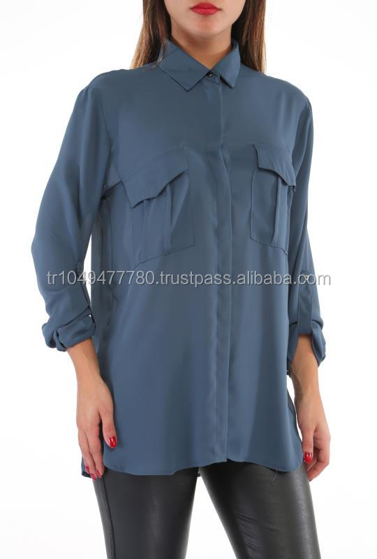 ladies blouses and shirts made in turkey