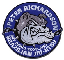 Custom promotional embroidered patch- xxxx