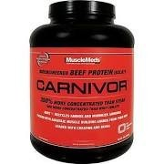 MuscleTech Platinum 100% Whey / MuscleMeds Carnivor Beef Protein Isolate