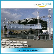 high quality tuv approved portable aluminum truss frame at competitive price