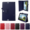 High Quality Fashion New PU Leather Flip For ASUS Eee Pad MeMo Samrt 10 ME302C Stand Wallet Pouch Bag Protector Case Cover