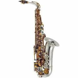 Lauren LAS100 Brass EB Alto Saxophone/Sax Outfit with Case