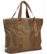 Unisex polyester foldable shopping bag