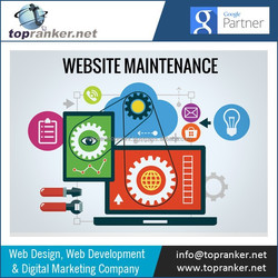 Complete Web Design, Web Maintenance and Web Promotion Service Providers