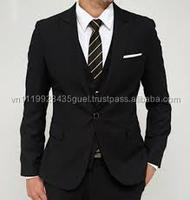 2015 Hot Sale Coat Pant Men Wedding Suits Pictures Top Brand Business Men Suit Design With One-Row Button Pockets